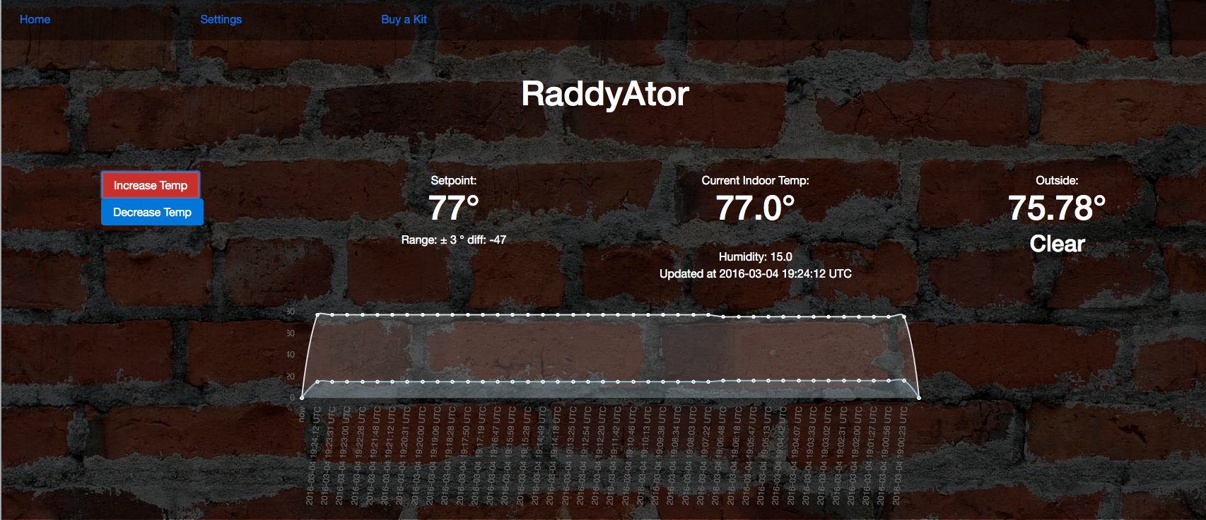 Raddyator screenshot
